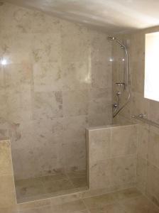 marble wall & floor tiling