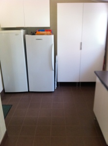 laundry renovation with ikea cabinets