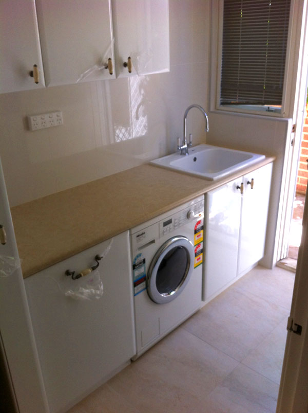 North Perth Laundry Renovation